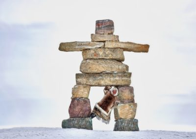 001Simon-and-Inuksuk-by-Michelle-Valberg1 copy