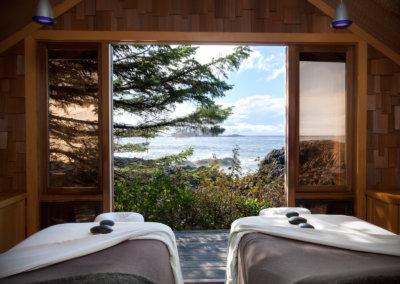 Cedar Sanctuary View - Photo Gallery Wickannish Inn