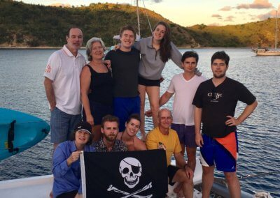 Bespoke Family in BVI's