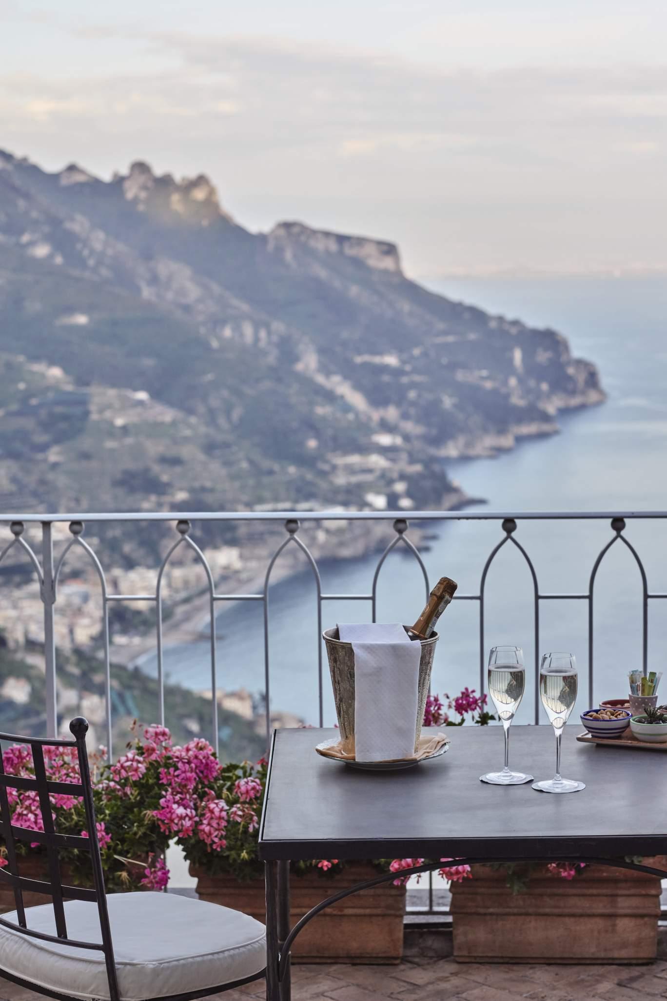 Belmond Hotel Caruso, Amalfi Coast, Italy.