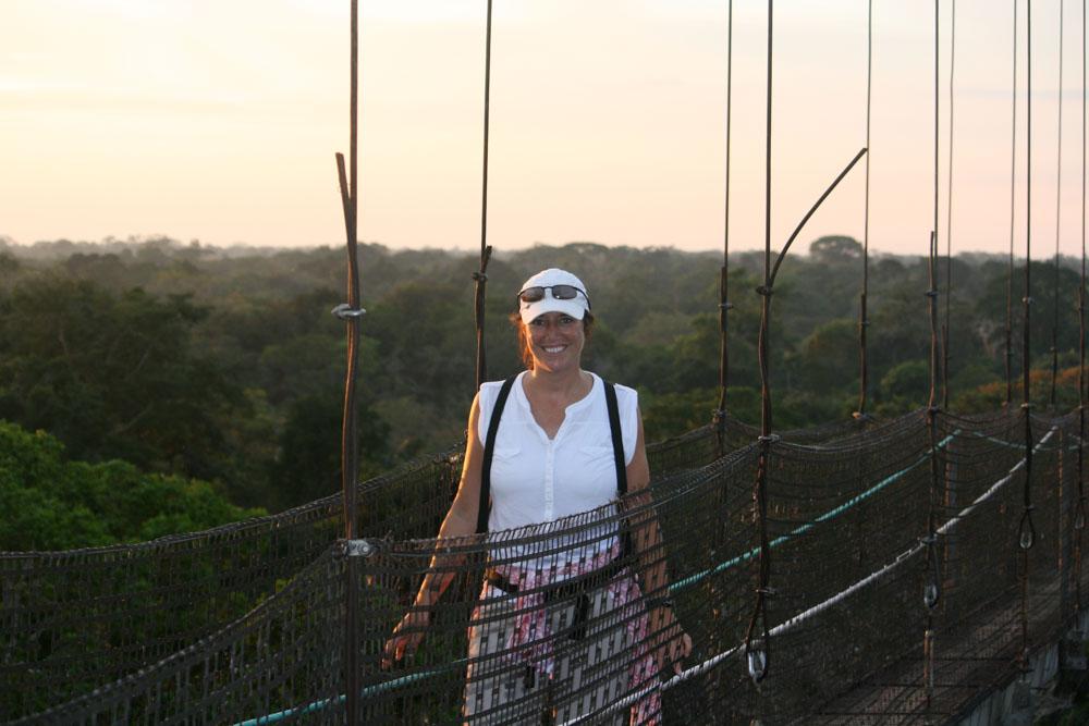 Sacha Lodge, Amazon. Ecuador, South America