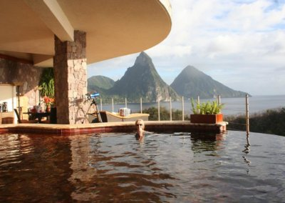 Jade Mountain, St-Lucia