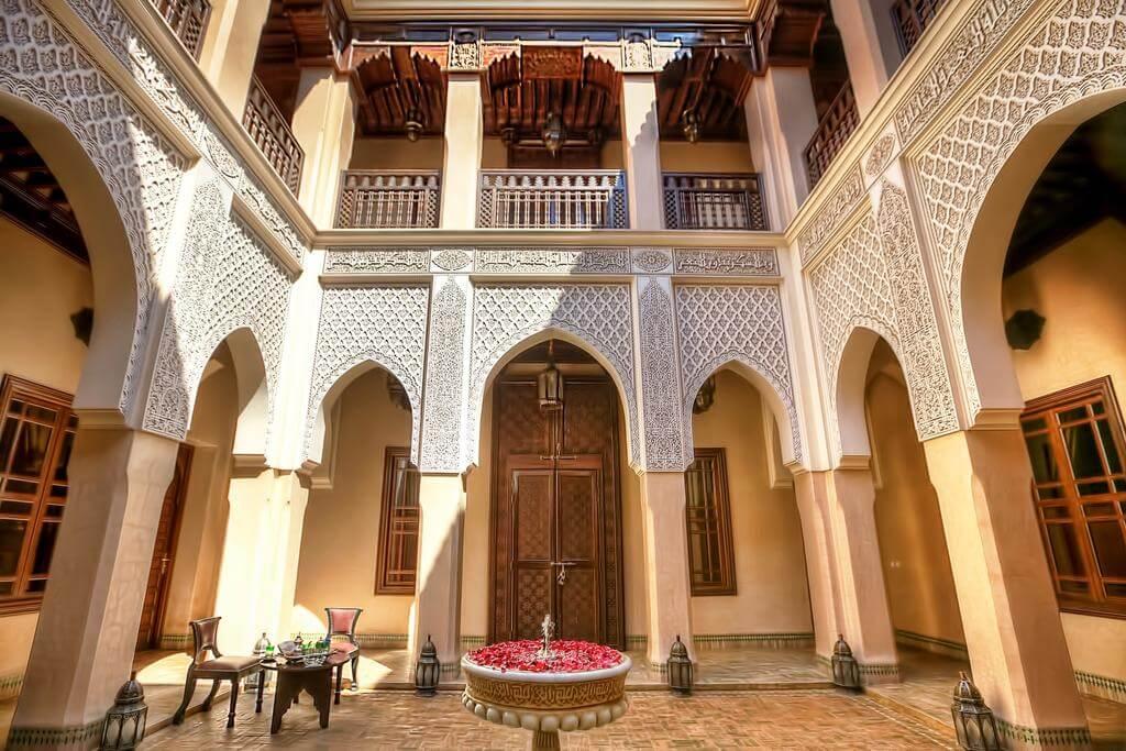 Riad Knica-Morocco-Marrakech-Africa
