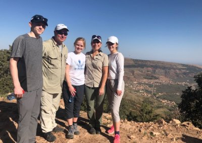 The Bell Family, Morocco Family Adventure. March 2019.